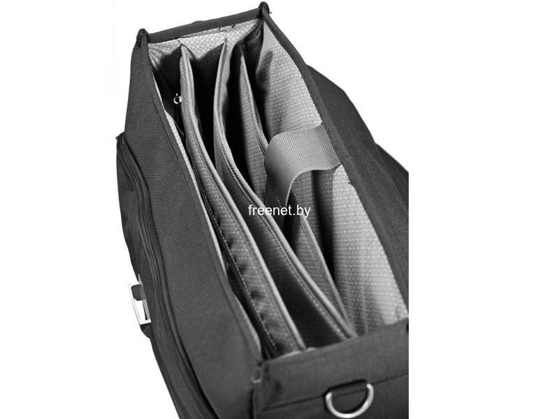 """Портфель для ноутбука Samsonite Cordoba Duo 16"""" Graphite (V93-28018)"""
