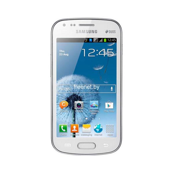 Samsung Galaxy S DUOS GT-S7562 Pure White купить в Минске с доставкой — FREENET.BY