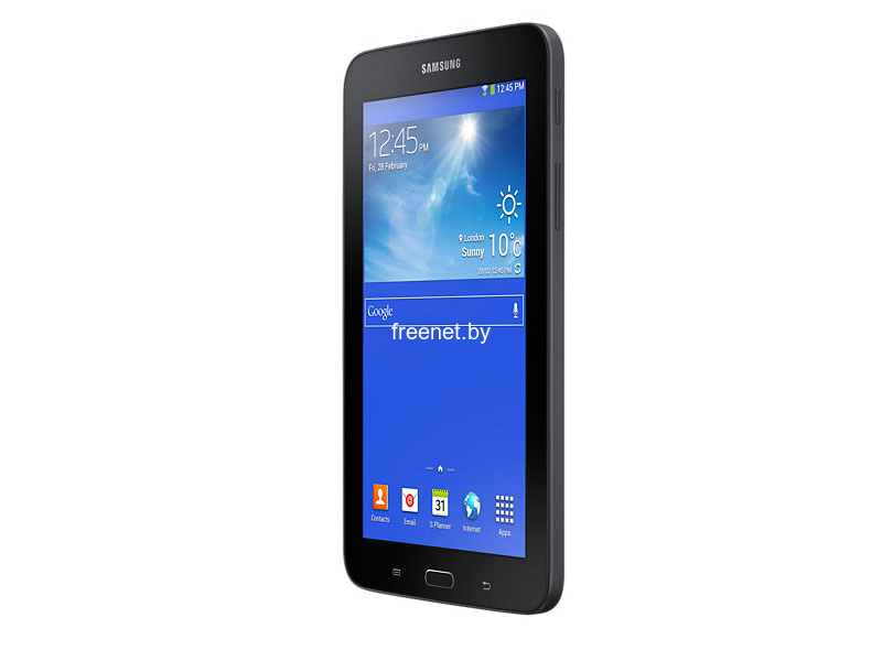 Фото Планшет Samsung Galaxy Tab 3 Lite 8GB SM-T113 Black купить в интернет магазине — FREENET.BY