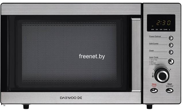Фото Микроволновая печь Daewoo KOG-8B5K купить в интернет магазине — FREENET.BY