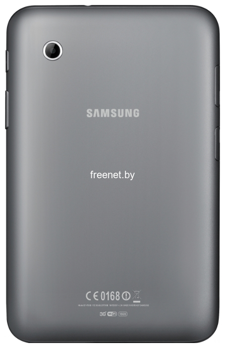Фото Планшет Samsung Galaxy Tab 2 7.0 8GB 3G GT-P3100 Garnet Red купить в интернет магазине — FREENET.BY