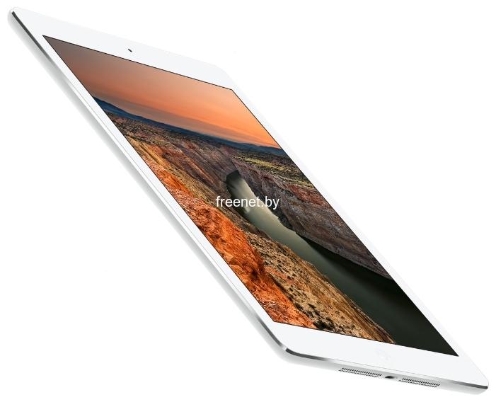 Фото Планшет Apple iPad Air 128GB 4G Silver (MF019LL/A) купить в интернет магазине — FREENET.BY