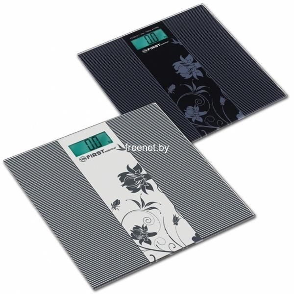 Фото Напольные весы First FA-8015-1 Grey купить в интернет магазине — FREENET.BY