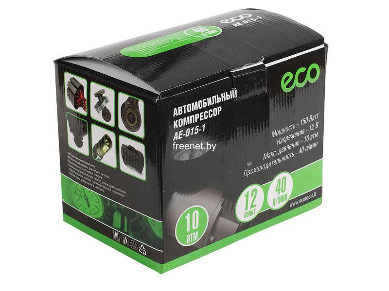 Автомобильные компрессоры ECO AE-015-1 купить в Минске по цене: 47.25 р.
