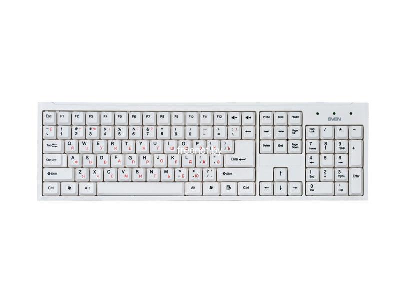 SVEN Standard 303 White купить в Минске с доставкой — FREENET.BY