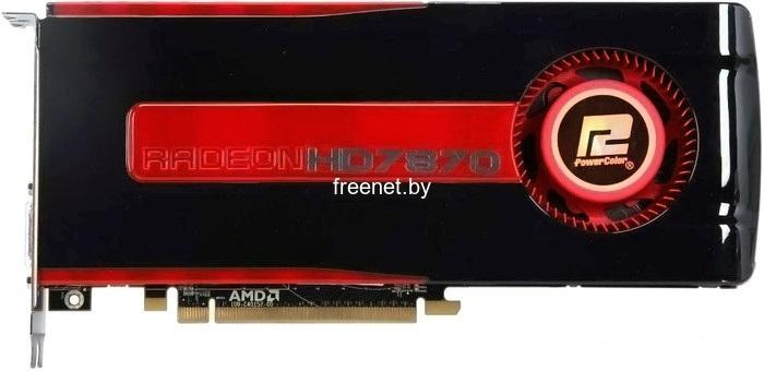 PowerColor HD 7870 GHz Edition 2GB GDDR5 (AX7870 2GBD5-M2DH) купить в Минске с доставкой — FREENET.BY