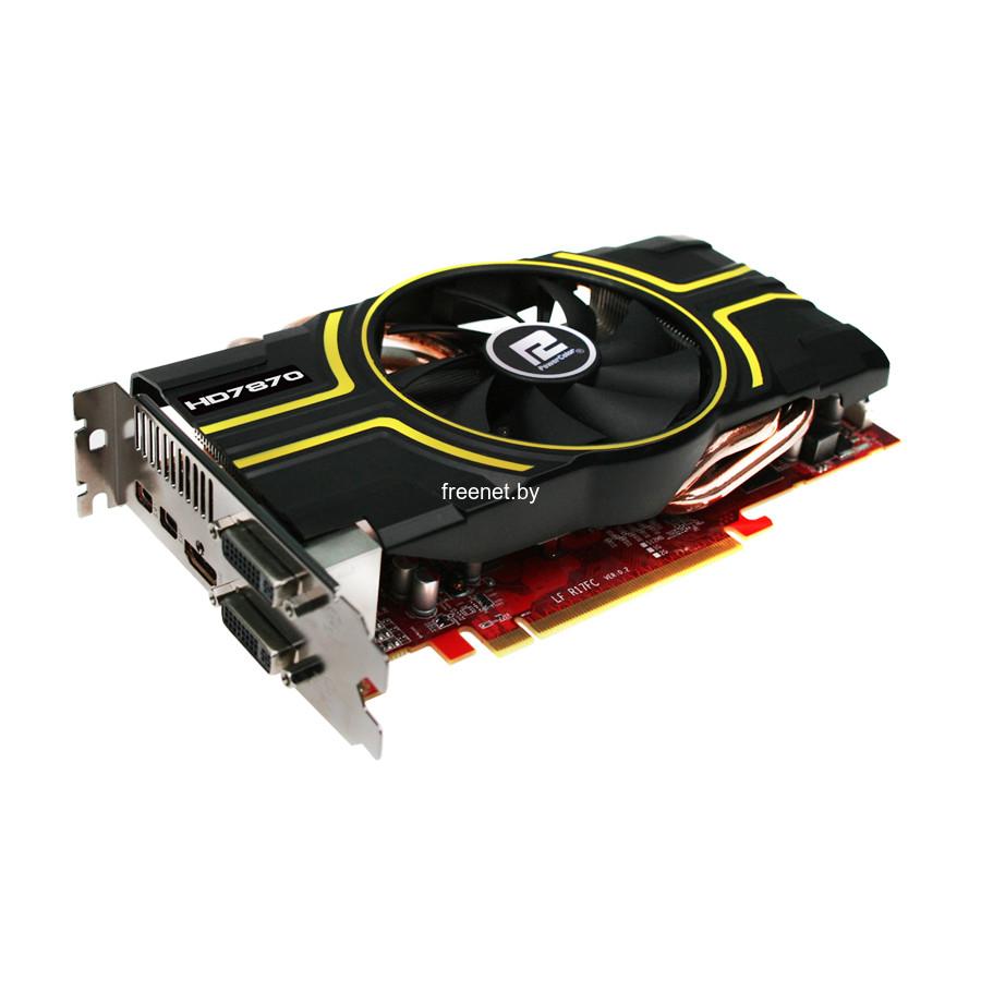 Фото PowerColor HD7870 GHz Edition 2GB GDDR5 (AX7870 2GBD5-2DHE/OC) купить в интернет магазине — FREENET.BY