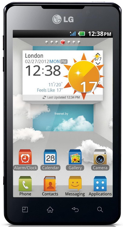 Фото LG P725 Optimus 3D Max Black купить в интернет магазине — FREENET.BY