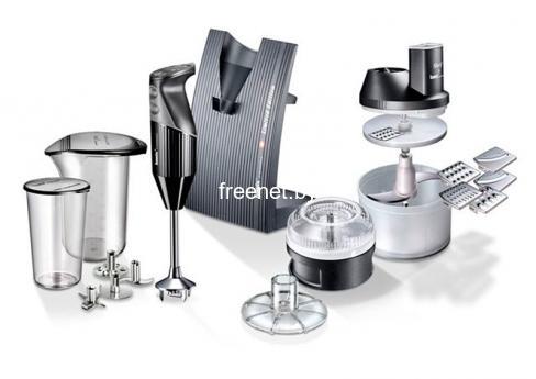 Фото Блендер Bamix M200 Superbox SwissLine Black купить в интернет магазине — FREENET.BY