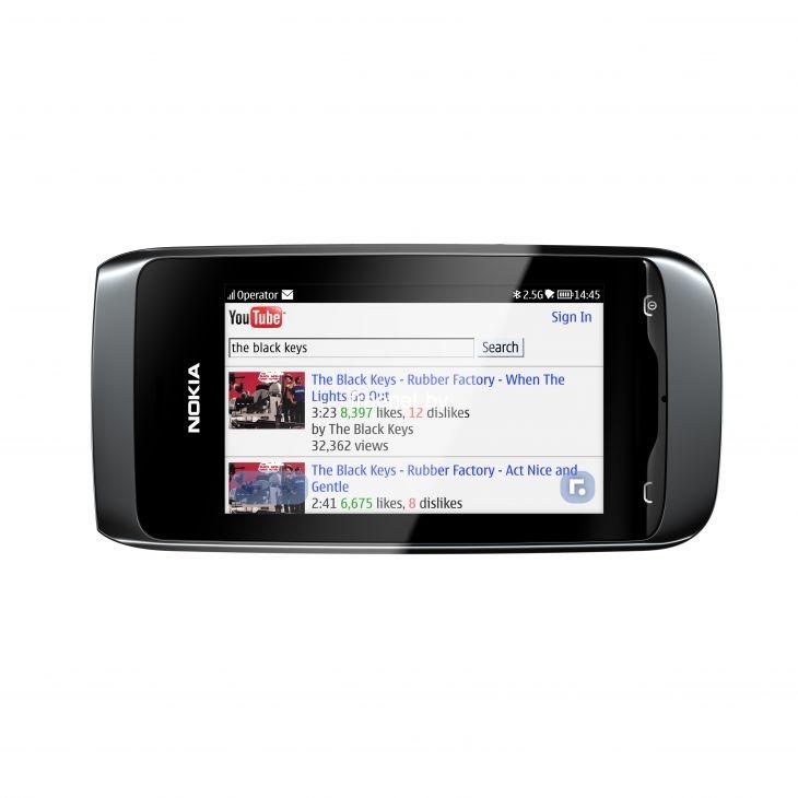 Nokia Asha 309 White купить в Минске с доставкой — FREENET.BY