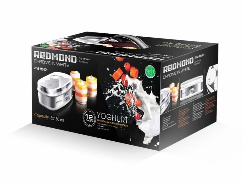 Йогуртница Redmond RYM-M5401 купить в Минске с доставкой — FREENET.BY