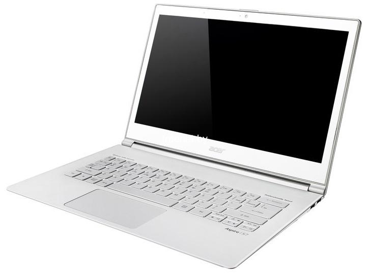 Фото Ноутбук Acer Aspire S7-391-53334G12aws (NX.M3EEU.006) купить в интернет магазине — FREENET.BY