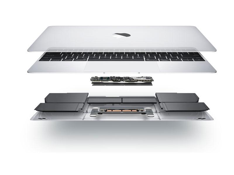 Ноутбук Apple MacBook (MF855) купить в Минске с доставкой — FREENET.BY