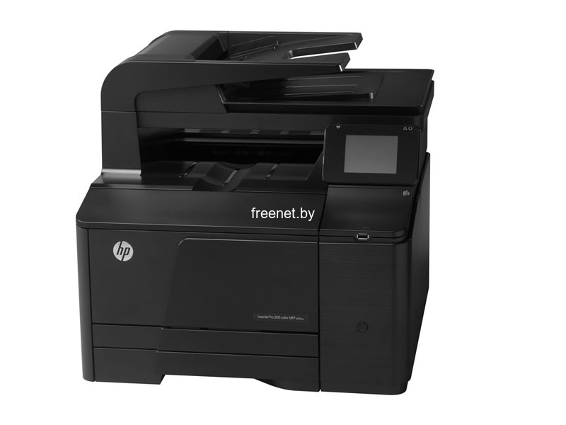 Фото МФУ HP LaserJet Pro 200 color MFP M276nw (CF145A) купить в интернет магазине — FREENET.BY