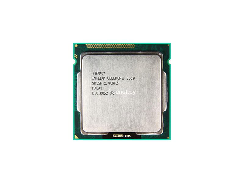 Процессор Intel Celeron G530 купить в Минске с доставкой — FREENET.BY