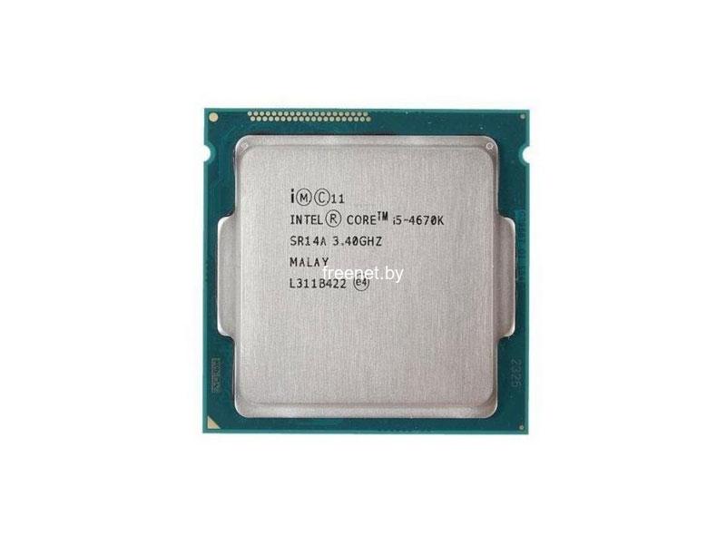 Фото Процессор Intel Core i5-4670K купить в интернет магазине — FREENET.BY
