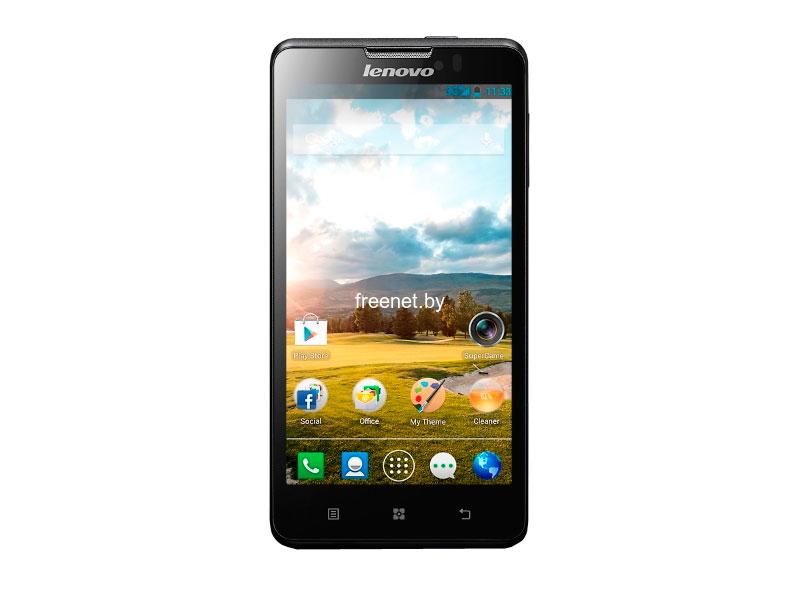 Фото Смартфон Lenovo P780 4GB купить в интернет магазине — FREENET.BY