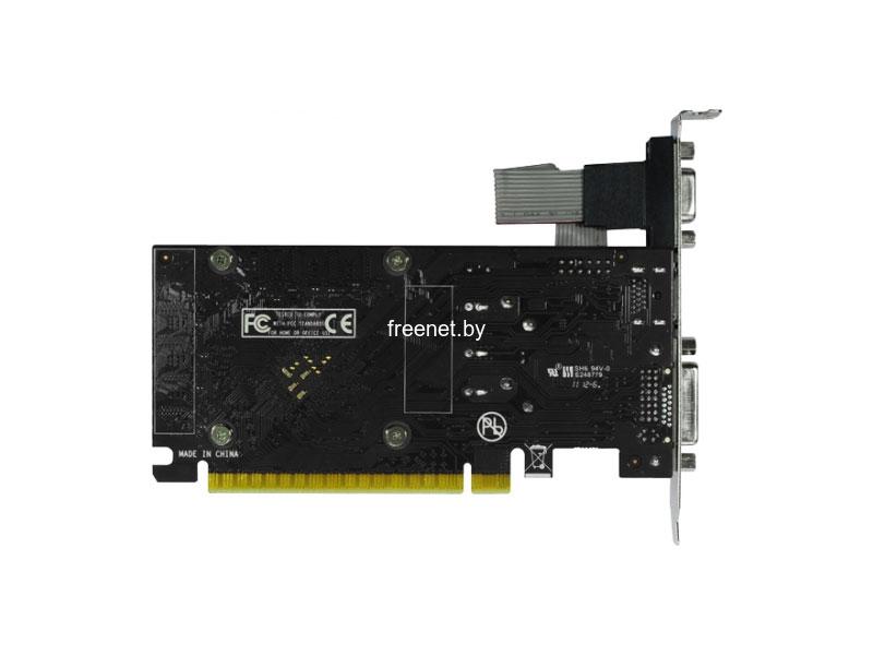 Фото Видеокарта Palit GeForce GT 610 2GB DDR3 (NEAT6100HD46-119XF) купить в интернет магазине — FREENET.BY