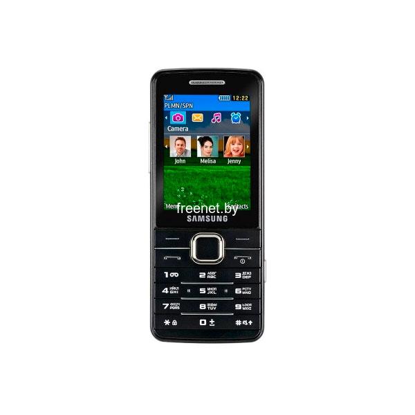 Фото Samsung GT-S5610 Black купить в интернет магазине — FREENET.BY
