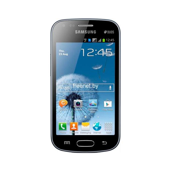 Фото Samsung Galaxy S DUOS GT-S7562 Black купить в интернет магазине — FREENET.BY