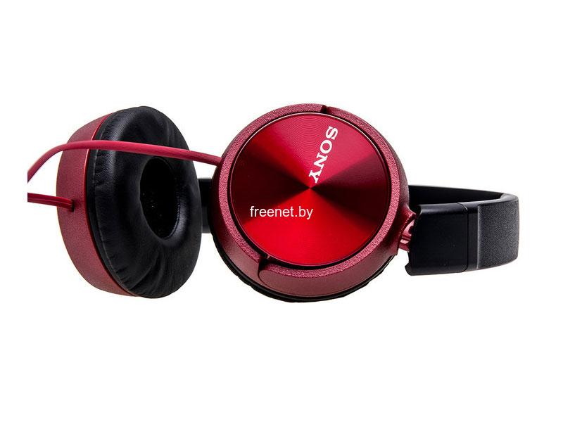 Sony MDR-ZX310 Red купить в Минске с доставкой — FREENET.BY