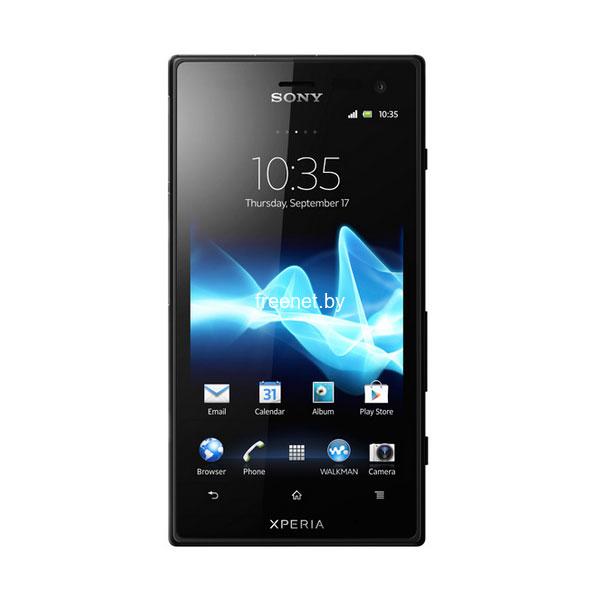 Фото Sony Xperia Acro S LT26w Black купить в интернет магазине — FREENET.BY