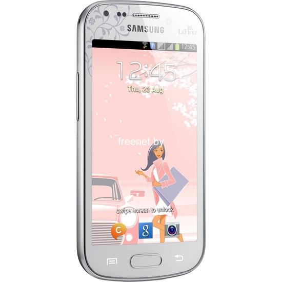 Samsung Galaxy S Duos La Fleur GT-S7562 Chic White купить в Минске с доставкой — FREENET.BY