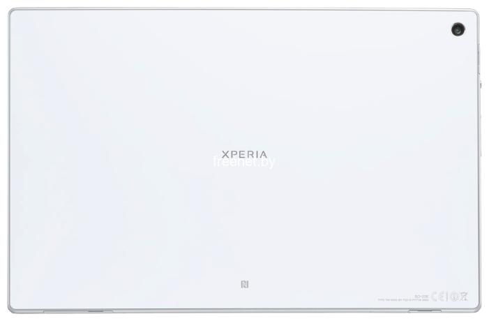 Фото Планшет Sony Xperia Tablet Z 16GB 4G White (SGP321RU/W) купить в интернет магазине — FREENET.BY