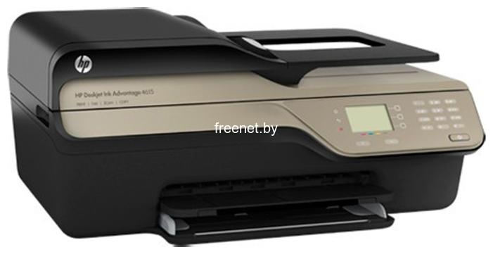 HP Deskjet Ink Advantage 4615 (CZ283C) купить в Минске с доставкой — FREENET.BY