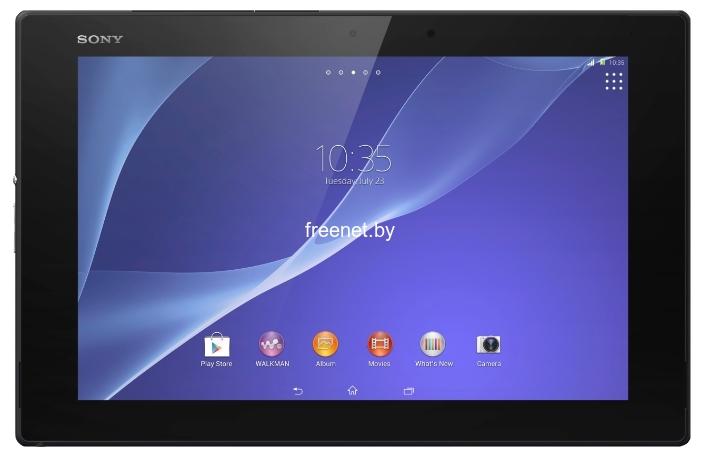 Планшет Sony Xperia Tablet Z 16GB 3G White купить в Минске с доставкой — FREENET.BY