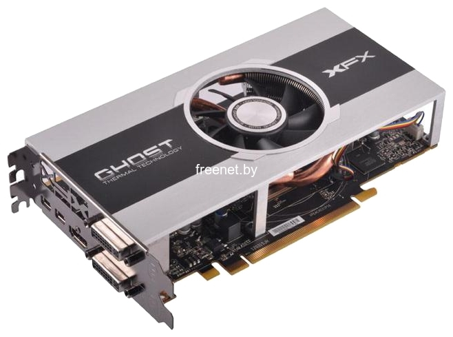 Фото XFX HD 7850 1024MB GDDR5 (FX-785A-ZNFC) купить в интернет магазине — FREENET.BY