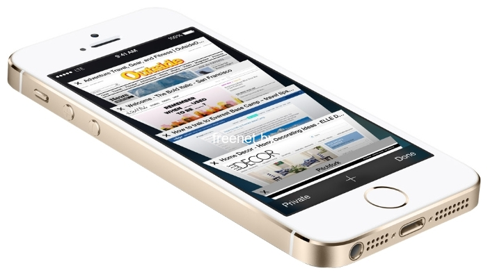 Смартфон Apple iPhone 5s 16GB Gold (ME298LL/A) купить в Минске с доставкой — FREENET.BY