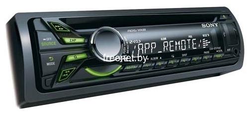 Sony CDX-GT570UE купить в Минске с доставкой — FREENET.BY
