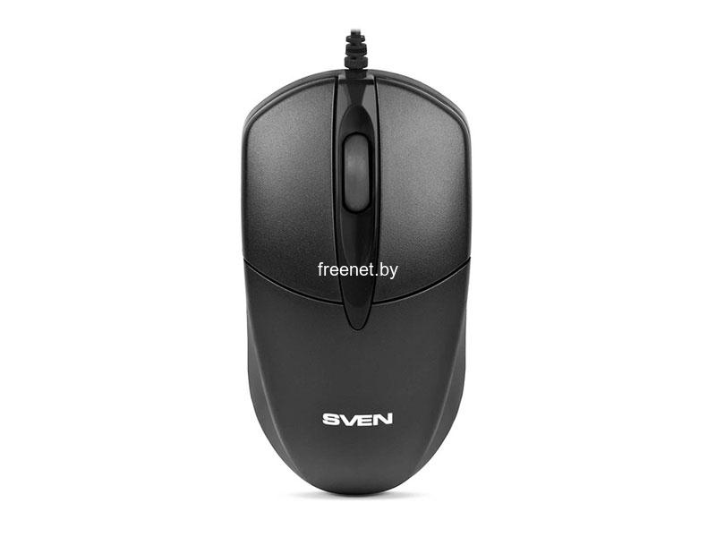 Мышь SVEN RX-112 Black USB