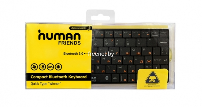 Фото Клавиатура CBR KB 477 купить в интернет магазине — FREENET.BY