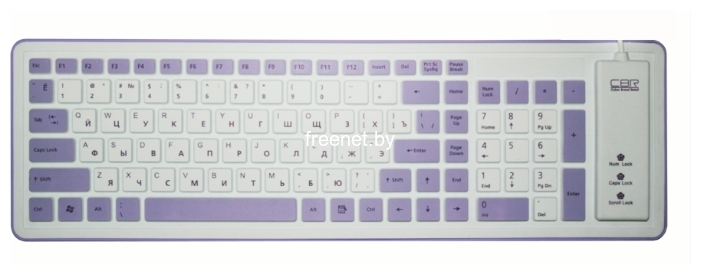 Фото Клавиатура CBR KB 1002D TWISTER купить в интернет магазине — FREENET.BY