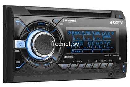 Фото CD/MP3-проигрыватель Sony WX-GT90BT купить в интернет магазине — FREENET.BY