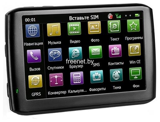 Фото GPS-навигатор teXet TN-610 Voice HD купить в интернет магазине — FREENET.BY
