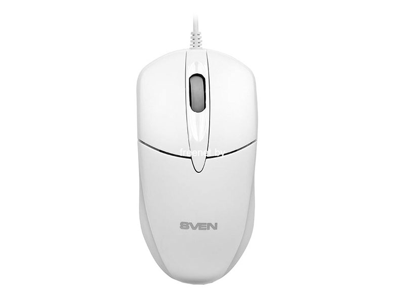 Мышь SVEN RX-112 White USB