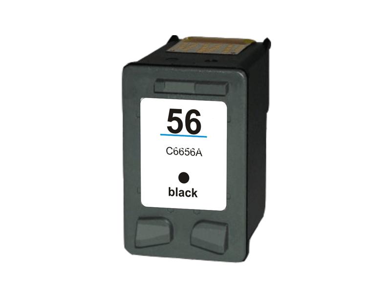 Фото совместимого картриджа HP 56 Black (C6656A)