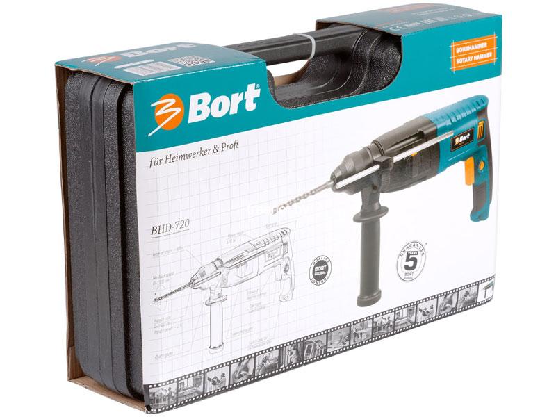 Перфораторы Bort BHD-720 купить в Минске по цене: 115.36 р.