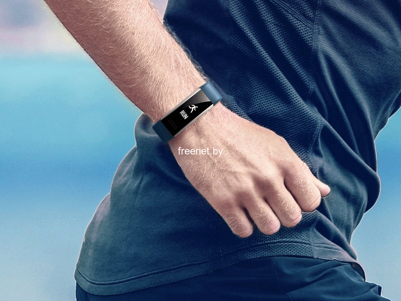 Фото Huawei Band 2 Pro Black купить в интернет магазине — FREENET.BY