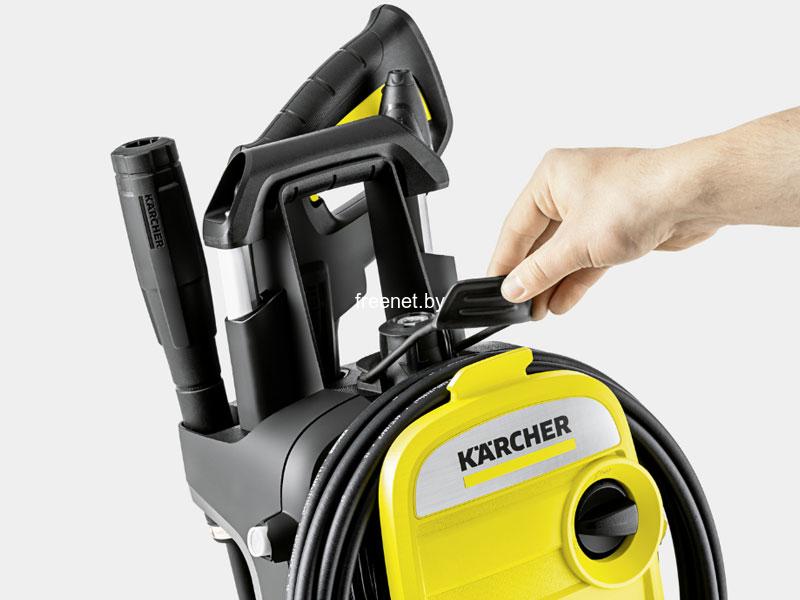 Мойки высокого давления Karcher K 5 Compact (1.630-750.0) купить в Минске по цене: 531.1 р.