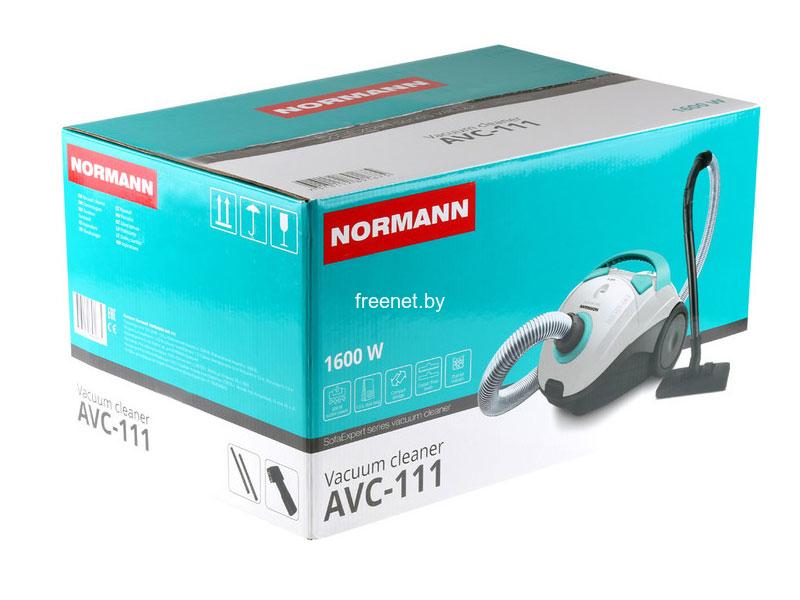 Пылесосы Normann AVC-111 купить в Минске по цене: 66.24 р.