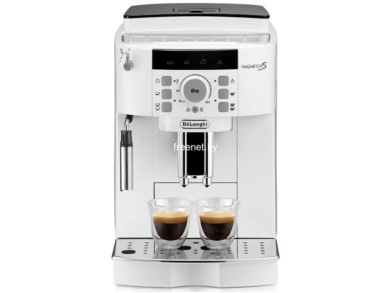 Кофеварки и кофемашины DeLonghi Magnifica S ECAM 22.110.W купить в Минске по цене: 716.22 р.