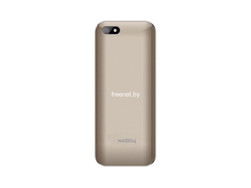 Смартфоны и кнопочные телефоны Nobby 320 Gold купить в Минске по цене: 60.03 р.