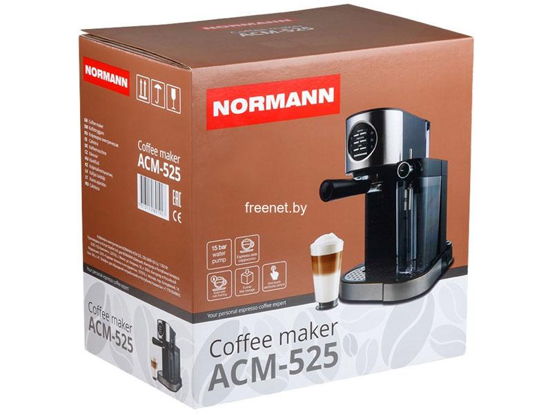 Кофеварки и кофемашины Normann ACM-525 купить в Минске по цене: 287.73 р.