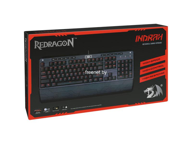 Клавиатуры Redragon Indrah купить в Минске по цене: 107 р.