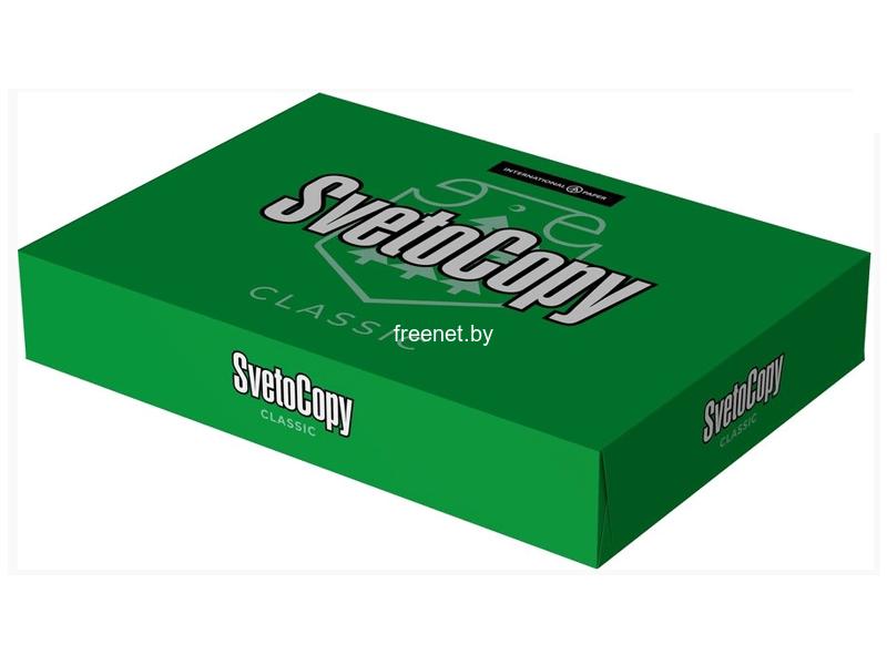 SvetoCopy A4 (80 г/м2) купить в Минске с доставкой — FREENET.BY